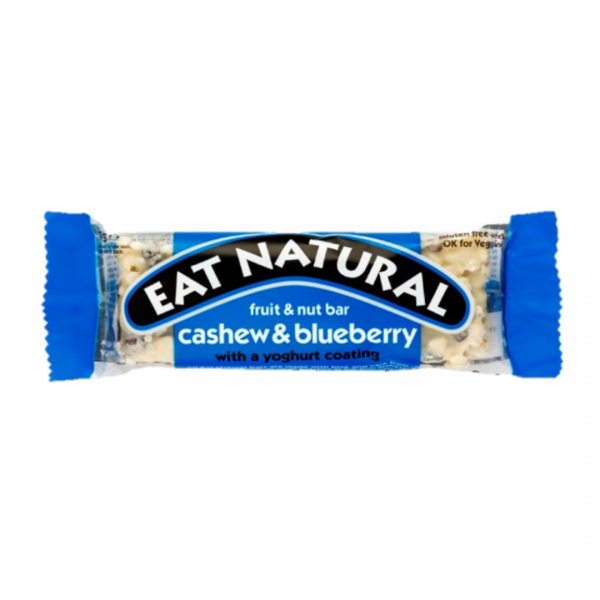 Eat Natural cashew en blueberry