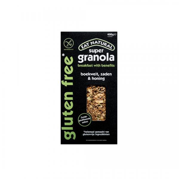 super granola glutenvrij