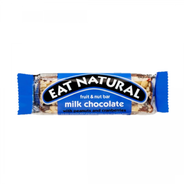 Eat Natural melkchocolade pinda's
