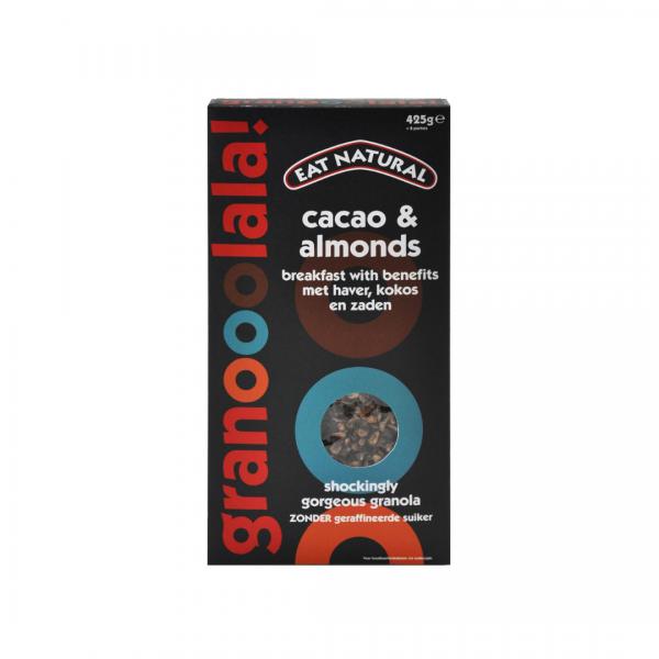Eat Natural granooolala cacao en almonds