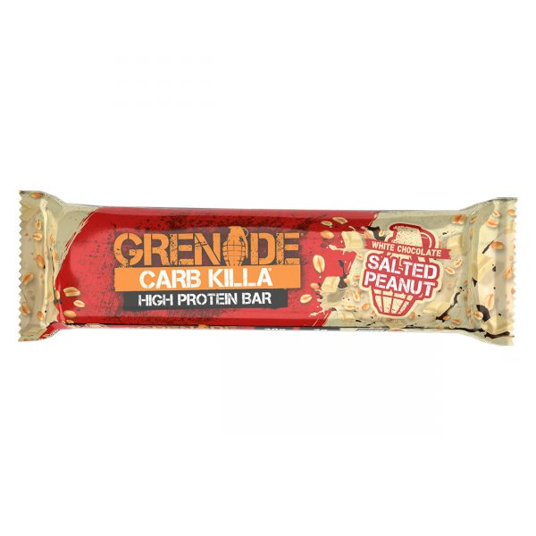 Grenade Carb Killa White Chocolate Salted Peanut 60 gram