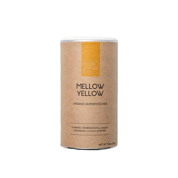 mellow yellow mix