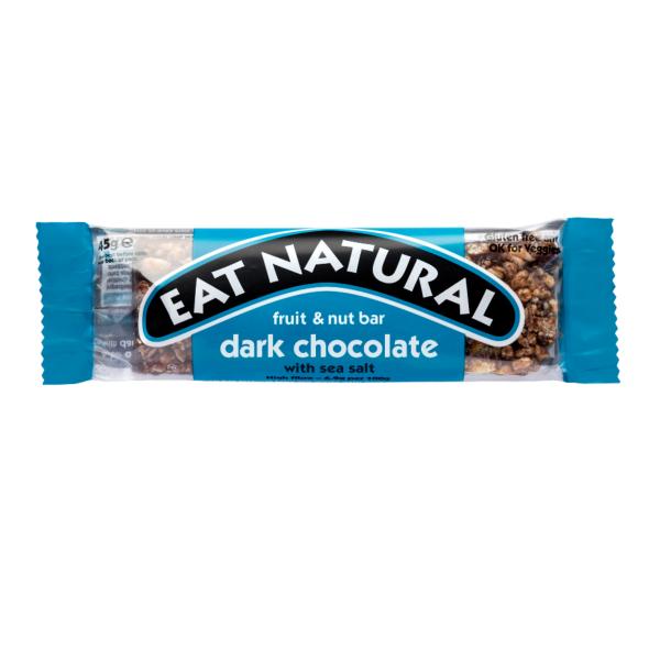 Eat Natural dark chocolate seasalt