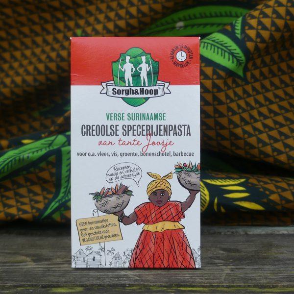 Creoolse specerijenpasta