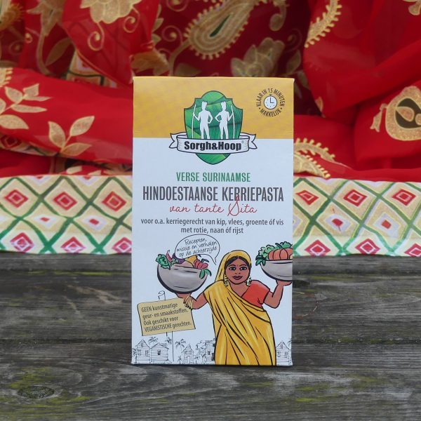 Sorgh en Hoop Hindoestaanse specerijenpasta